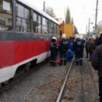В Нижнем Новгороде на Московском шоссе трамвай сбил подростка