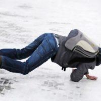 МЧС: в Нижегородской области ожидается сильный гололед