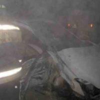 В Нижегородской области в ДТП погибла женщина, двое пострадали