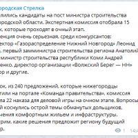 Daily Telegram: иск Дзепы, возвращение Аверина и кандидаты в министры строительства