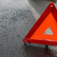 Автомобиль улетел в кювет на трассе в Семеновском районе