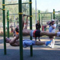 Спортивный праздник состоится 12 июля в парке «Дубки»