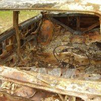 В Навашино раскрыт поджог принадлежащего дальнобойщику автомобиля