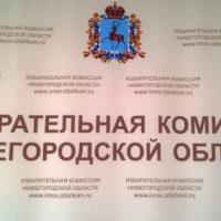 Пять кандидатов в губернаторы Нижегородской области зарегистрировал избирком