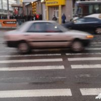 В Нижнем Новгороде ищут очевидцев наезда иномарки на пенсионерку на «зебре»