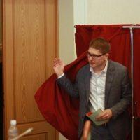Никита Сорокин сложил полномочия депутата Заксобрания