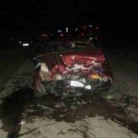 В Сокольском районе водитель без прав попал в ДТП, 4 пострадавших