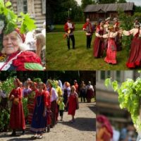 17 июня 2016 года в Городце состоится XII Всероссийский фестиваль фольклорно-этнографических коллективов «Зеленые святки»
