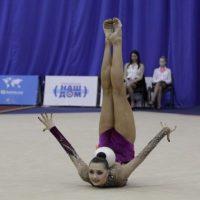 В Нижнем Новгороде проходит первенство по художественной гимнастике