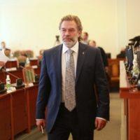 Табачников прекращает исполнять полномочия зампредседателя ЗакСобрания на профессиональной основе
