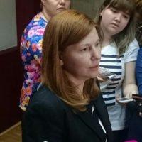 Елизавета Солонченко: «Самая главная задача сегодня  – это слаженная работа областного правительства и городской администрации»