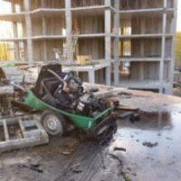 Под Нижним Новгородом на стройке произошел взрыв, погибли 4 человека