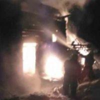 Женщина погибла в результате пожара в городе Ветлуга