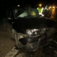 Под Нижним Новгородом в ДТП пострадали три человека, один погиб