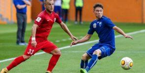 ФК «Нижний Новгород» сыграл вничью с «Мордовией» в Саранске