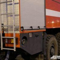 Два человека получили ожоги при пожарах в Нижегородской области