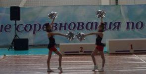 В ДС «Заречье» стартуют соревнования по чир спорту «Кубок Горького»