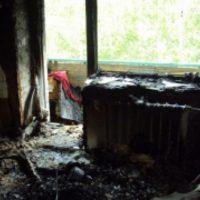 В Нижнем Новгороде пожарные спасли нетрезвого курильщика