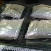 Партию наркотиков нашли в остановленном автомобиле под Нижним