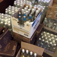 Иностранец организовал в Нижнем Новгороде торговлю поддельным алкоголем