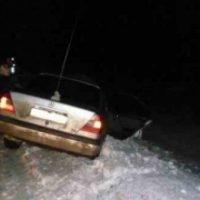 В Нижегородской области в ДТП погиб водитель «Мерседеса»