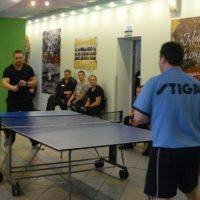 В нижегородской колонии №11 прошел чемпионат по настольному теннису