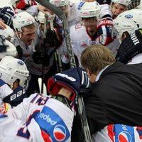 Нижегородский ХК «Чайка» проиграл ХК «Спартак» в матче МХЛ