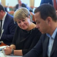 Бочкарев переизбран председателем совета НРО «Справедливая Россия»