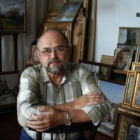 Выставка живописи Н.Ю. Бурдасова