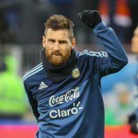 Лионель Месси прибыл в Нижний Новгород в составе сборной Аргентины