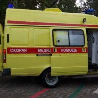 В Нижний Новгород доставили юношу с ожогами 80 % тела