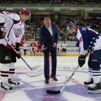 Хоккеисты «Торпедо» победили рижское «Динамо» со счетом 3:0