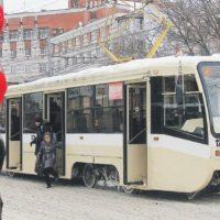 В Нижнем Новгороде в ДТП с трамваем пострадала девочка