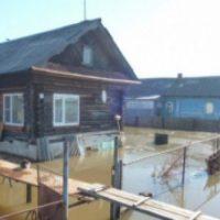 Еще семь жилых домов подтопило в Уренском районе в результате паводка