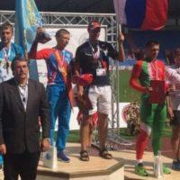 Нижегородец стал чемпионом мира по пожарно-спасательному спорту