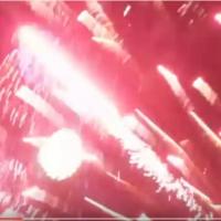 Опубликовано видео взрыва во время фейерверка в Дзержинске