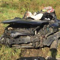 Появились фото ДТП в Нижегородской области, где погибли 5 человек