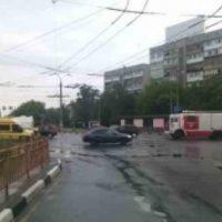В Нижнем Новгороде мотоциклист погиб при столкновении с грузовиком