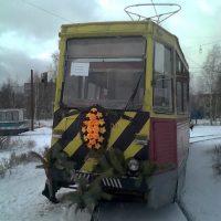 «Рога и копыта» дзержинского троллейбуса