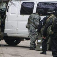 В Нижегородской области мужчина принес мину на пост ДПС