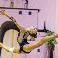 Нижегородка победила на «Кубке Вильнюса» по художественной гимнастике