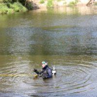 В Нижегородской области мужчину унесло течением реки Кудьмы