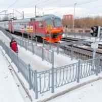 В Дзержинске скоростной поезд насмерть сбил мужчину