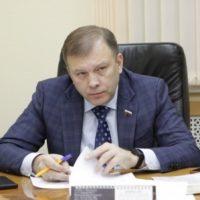 Курдюмов выдвинут ЛДПР на пост губернатора региона