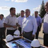 В Ростовской области собран урожай больше прошлогоднего