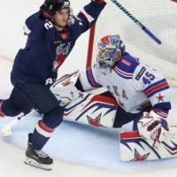 Нижегородское «Торпедо» одержало победу над петербургским СКА