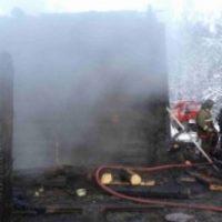 В Нижегородской области пенсионерка получила ожоги при пожаре