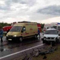 В Нижнем Новгороде в результате ДТП пострадали четыре человека