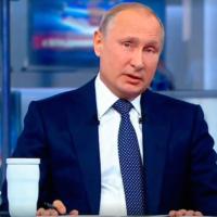 Путин обратился к участникам форума «Производительность 360»