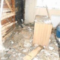 В Нижнем Новгороде произошел пожар в квартире на улице Пискунова